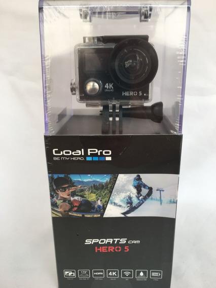 01 Camera Goal Pro Hero 5 Sport Original Frete Grátis
