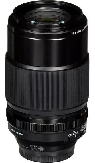 Lente Fujifilm Macro Xf 80mm F/2.8 R Lm Ois Wr P/ Xt3 Xh1