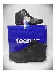 Zapato Escolar Dama Teener Modelo 506-6028