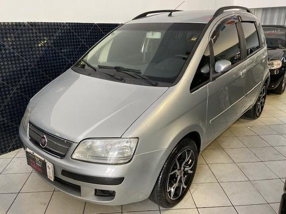 Fiat Idea Elx 1.4 8v Flex 2007
