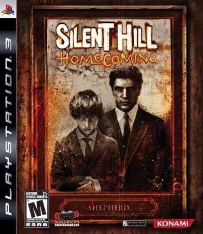 Silent Hill Homecoming Mídia Física Ps3