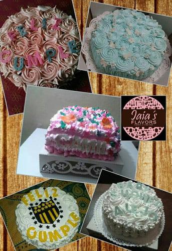 Tortas De Merengue , Cumpleaños,baby Shower Etc
