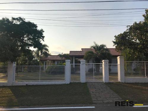 Casa Com 4 Dormitórios À Venda, 773 M² Por R$ 3.500.000 - Condomínio Santa Maria - Sorocaba/sp - Ca1688