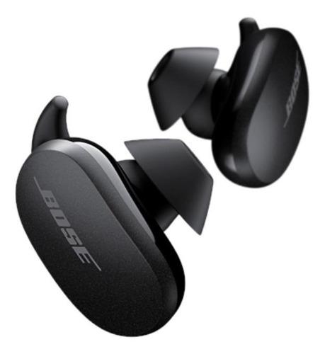 Imagem 1 de 4 de Fone de ouvido in-ear sem fio Bose QuietComfort Earbuds triple black