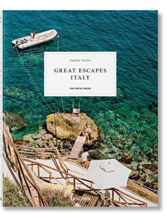 Great Escapes : Italy The Hotel Book 2019 - Angelika Taschen