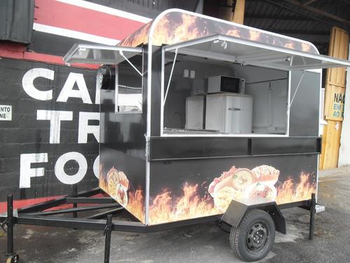 Food Truck Treilher (sob Encomenda)