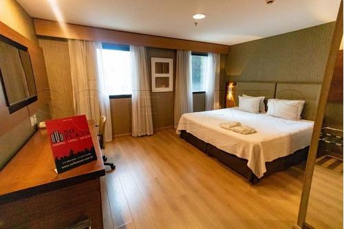 Bourbon Ibirapuera - Flat Com 1 Dormitório Em Moema - Sf32291
