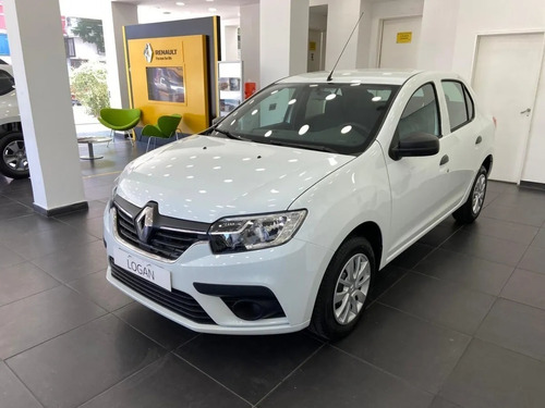 Renault Logan 1.6 16v Life 2021 No Corsa Siena Prisma (lr)