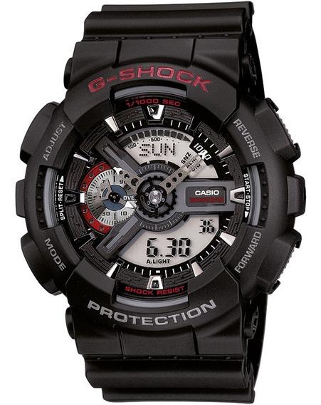 Relógio Masculino Casio G-shock Ga-110-1adr - Preto