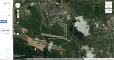 Terreno - Centro - Ref: 1100 - V-720421