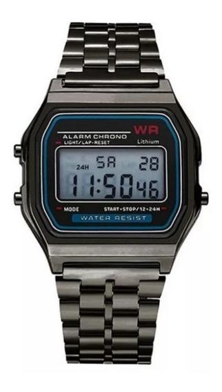Relógio Digital Wr Tradição De 40,00 Por