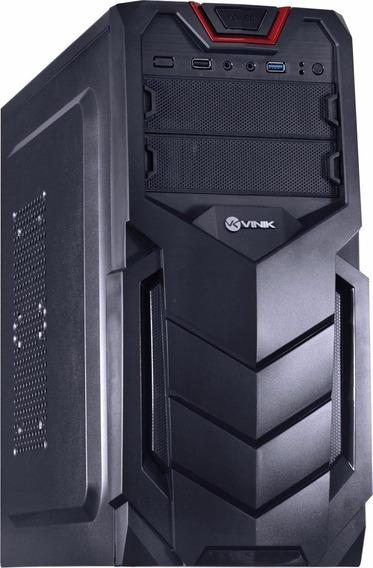 Cpu Gamer Core 2 Duo 8gb Ram Hd320 Wi-fi + Placa De Video