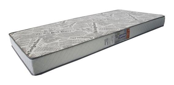 Colchão Solteiro Espuma D20 78cmx188cm Supreme Gazin