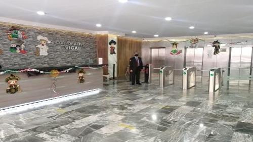Imagen 1 de 25 de Oficina En Renta En Naucalpan , Toreo 409m2 , $210