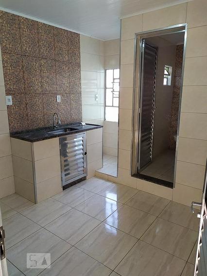 Casa Para Aluguel - Vila Carrão, 1 Quarto, 50 - 893085633