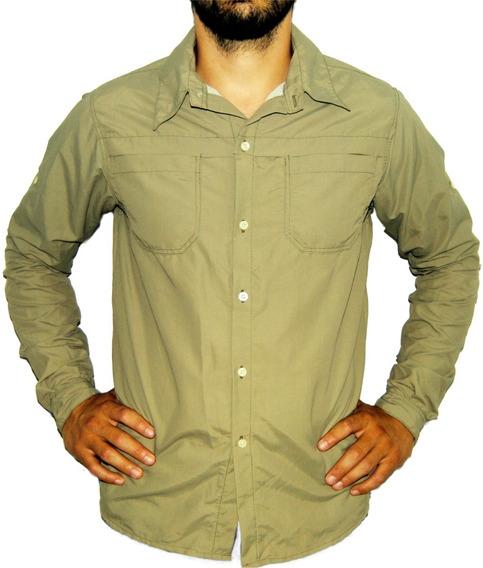 Camisa De Mujer Con Protección Uv +50, Pesca, Aire Libre.