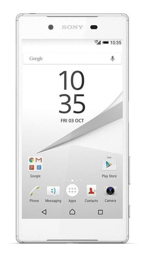 Imagem 1 de 3 de Sony Xperia Z5 32 GB branco 3 GB RAM