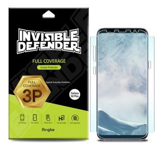 Película Ringke Invisível Idfull - Pack 3x- Galaxy S8 - 5.8