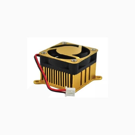 Cooler 12v 0.16a Com Dissipador