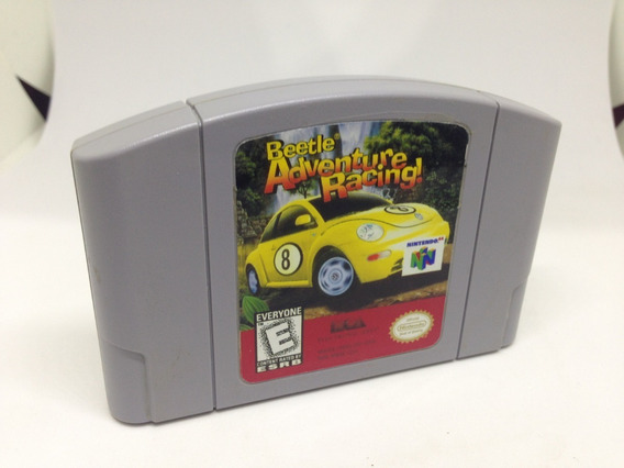 Beetle Adventure Racing - Nintendo 64 - Cartucho Original
