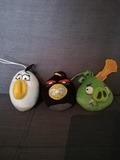 Peluches Angry Birds Mcdonalds Precio X Unidad
