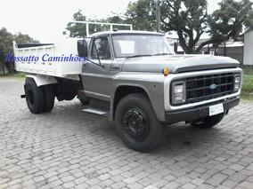 Ford F14000 Basculante Rossatto Caminhões V