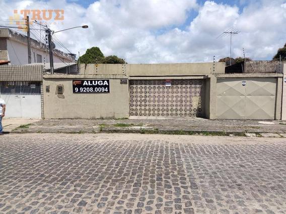Casa Com 3 Dormitórios Ou Salas Para Alugar, 200 M² - Imbiribeira - Recife/pe - Ca0339