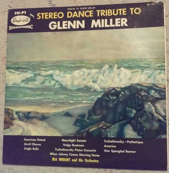 Ira Wright And His Orchestra_ Tribute To Glenn Miller Vinilo