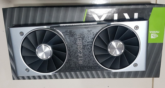 Rtx 2080 Ti Founders Edition (cooler Box)