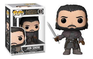 Funko Pop! Game Of Thrones - Jon Snow 61 Original