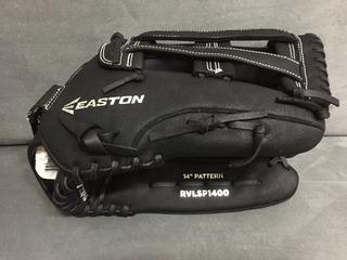Luva De Baseball/softball Easton 14