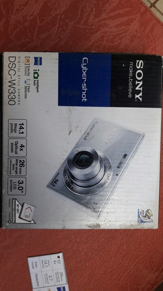 Camera Digital Sony Cyber-shot Dsc-w330