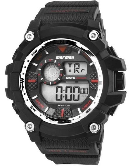 Relógio Mormaii Masculino Digital Mo3530a/8r