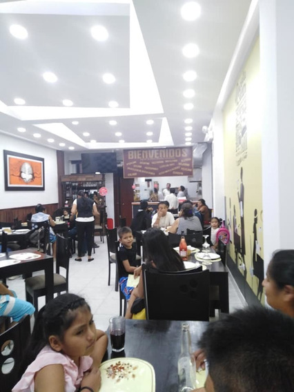 Traspaso Hermosa Pizzeria En San Juan De Miraflores