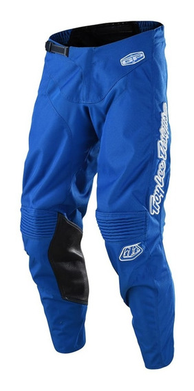 Pantalon Motocross Troy Lee Gp Mono Azul Universo
