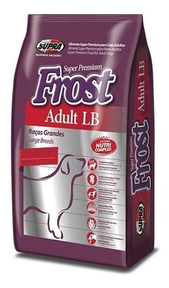 Ração Super Premium Frost Adulto Lb 15 Kg