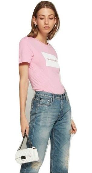 Remera Importada Calvin Klein Jeans Mujer 100% Original