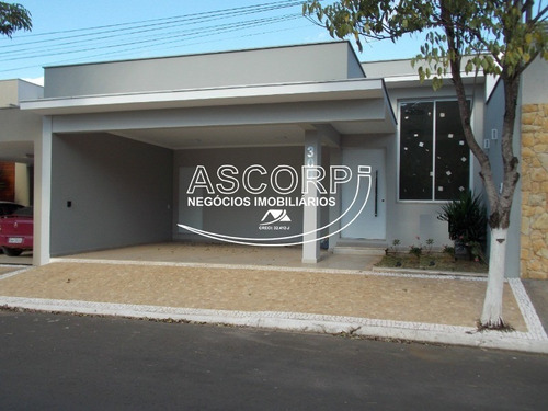Casa  No Condomínio Ondas Do Piracicaba (cód: Ca00430) - Ca00430 - 69421178
