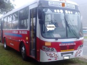 Bus De Transporte Público