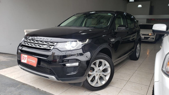 Land Rover Discovery Sport 2016 2.2 Sd4 Hse Luxury 5p