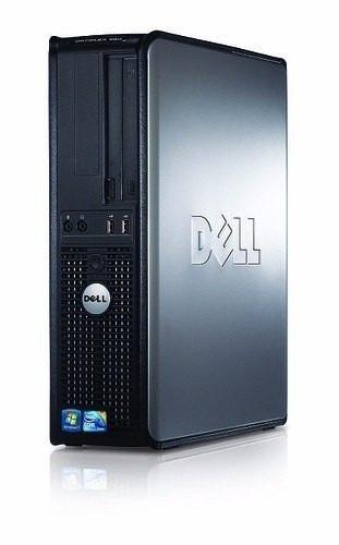Cpu Dell 380 Core 2 Duo 4gb Hd500 + Monitor 17 Wide Tecl Mou