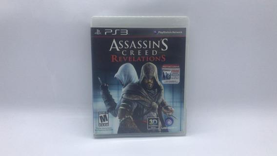 Assassins Creed Revelations - Ps3 - Midia Fisica