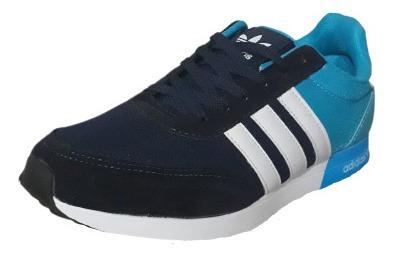 Tênis adidas Neo Azul Marinho, Envio Já!