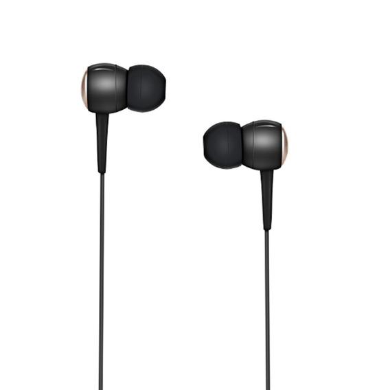 Hoco. M19 3.5mm Fones De Ouvido Com Fio De Ouvido No Ouvido