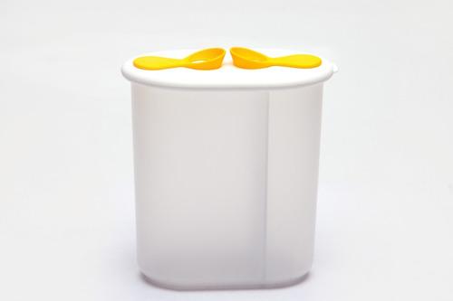 Yerbero Azucarero Premium Para Mate De Plastico Reciclable