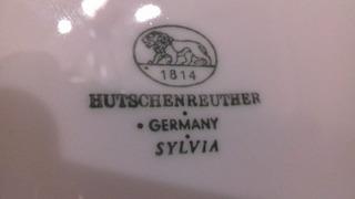 Vajilla Porcelana Bavaria Hutschenreuther -12 Puestos
