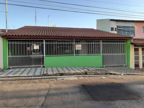 Imagem 1 de 15 de Casa Térrea A Venda Jd. Simus Sorocaba/ Sp - Ca-0708-1