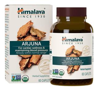 Arjuna Orgânica 60 Comprimidos - Himalaya - India