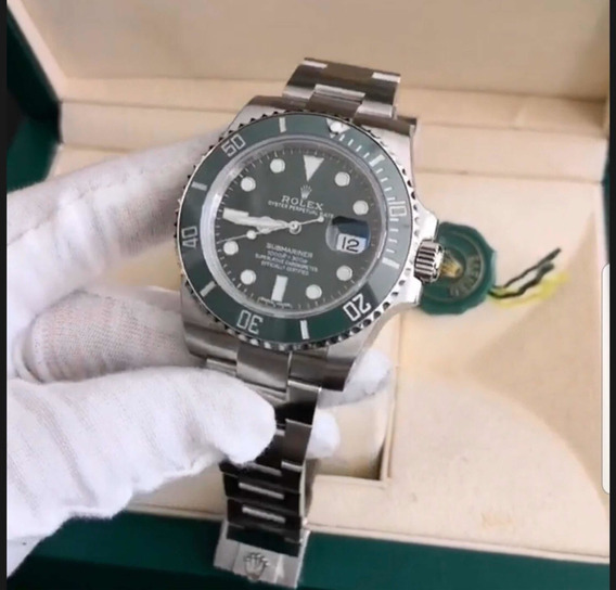 Submariner Green Eta