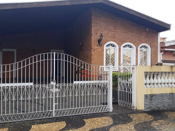 Casa A Venda E Locação, Jardim Chapadão, Campinas - Ca0458